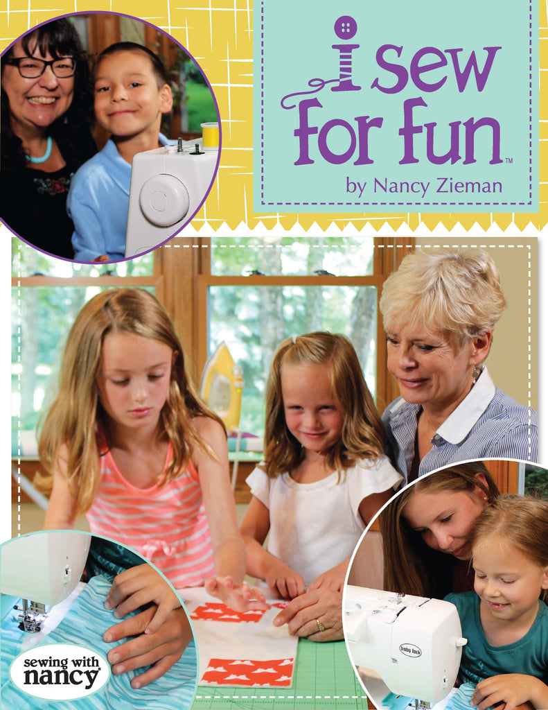 I Sew For Fun Book with DVD