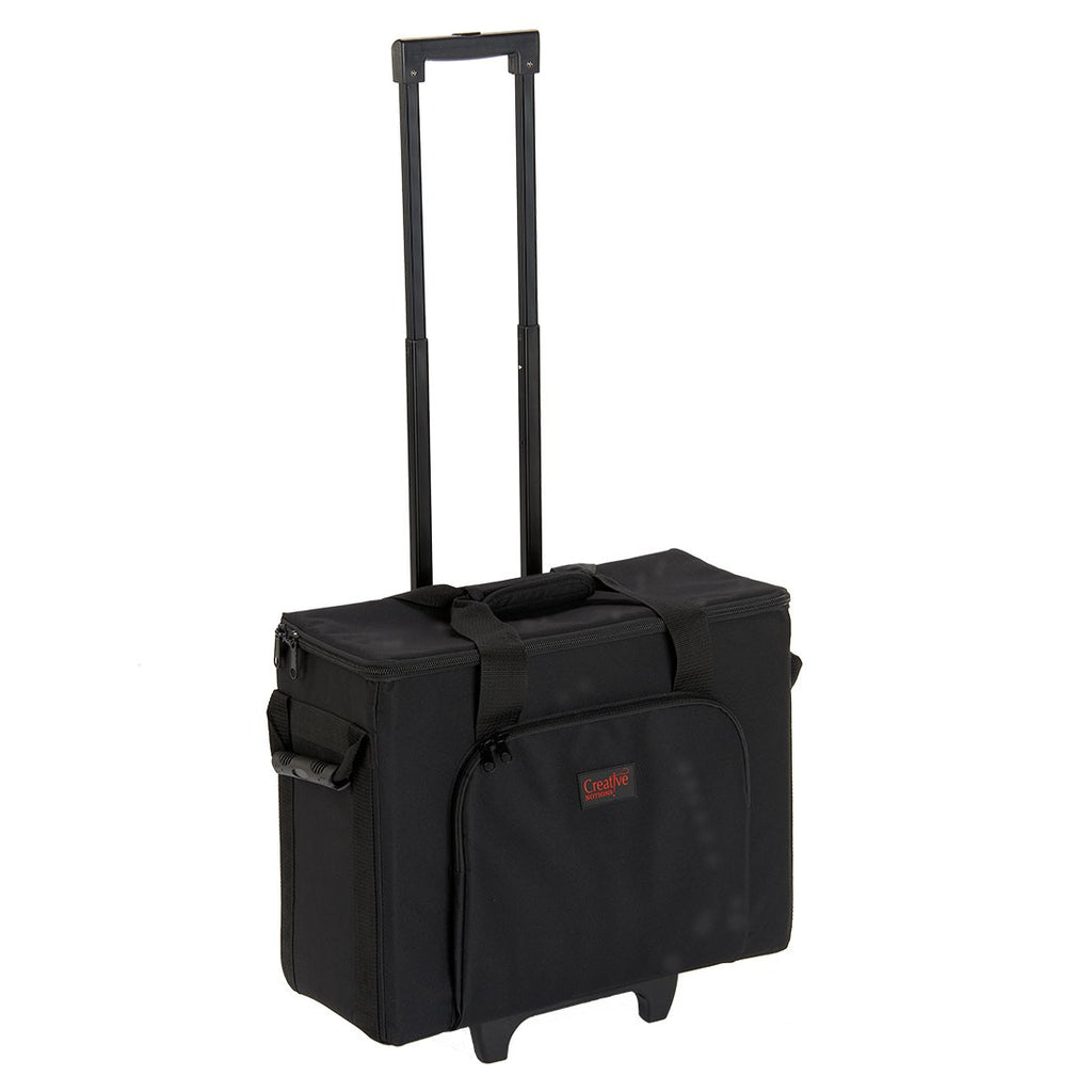 CREATIVE NOTIONS SEWING MACHINE TROLLEY BLACK MACHINE TROLLEY BLACK