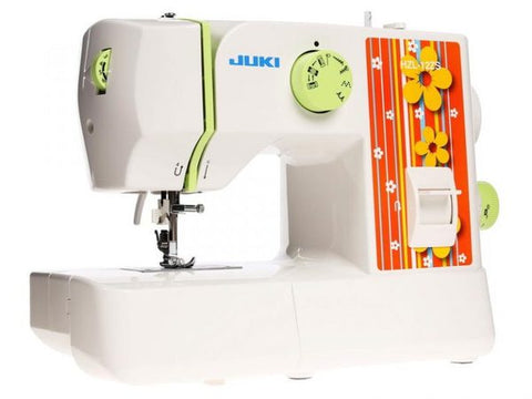 HZL-12Z - Juki Electric Sewing Machine with 5-Stitch Patterns - HZL-12Z