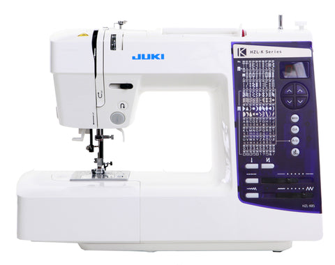 HZL-K85 - Juki HZL-K Series Computer Sewing Machine with 150 Sewing Patterns - HZL-K85
