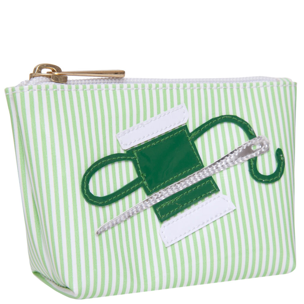 Green Stripe Mini Avery Case
