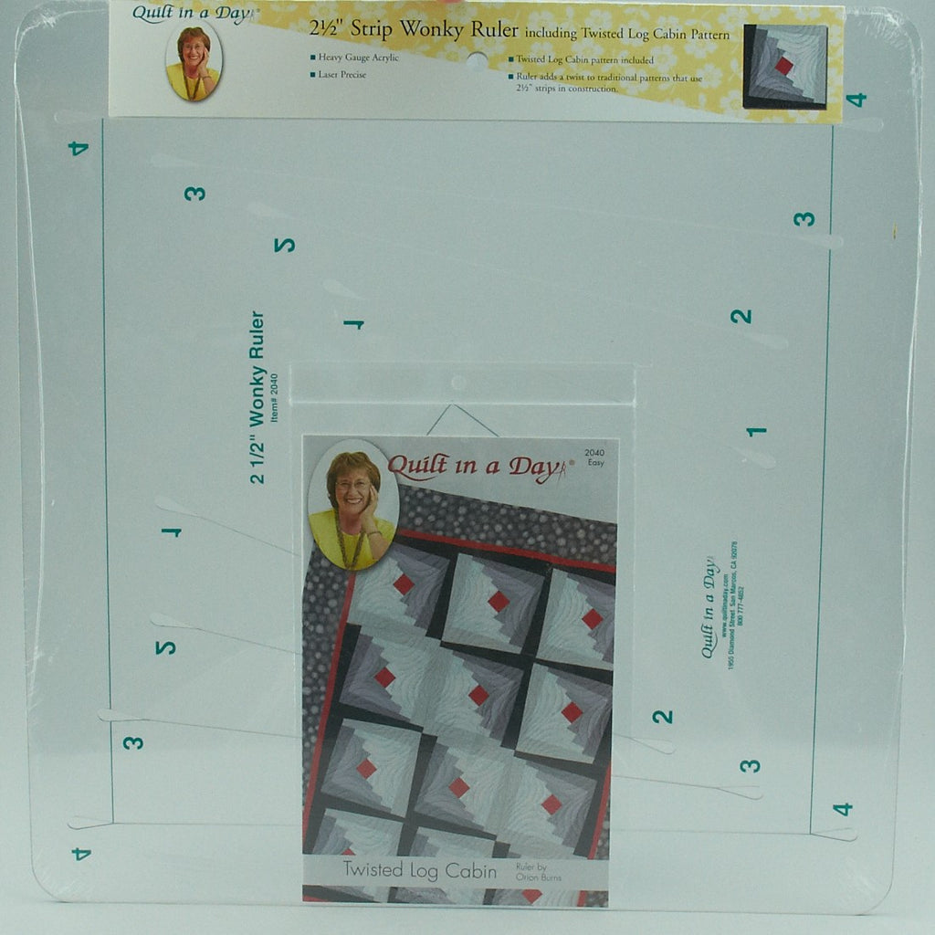ELEANOR BURNS QUILT IN A DAY PRODUCT