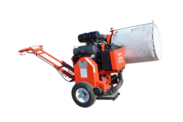 Model 30 Pavement Router Self-Propelled Dust Control w/Clutch
