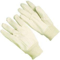 Glove - 8oz Cotton Canvas Knit Wrist Glove