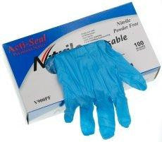 Glove - Disposable Nitrile X Large, Blue