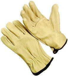 Glove - Drivers Glove Pigskin with Keystone Thumb