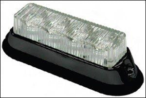 Light - LED Module High Intensity 4 Light - SYLED04 Series - Clear