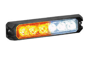 Light - Mega 63, LED, Amber-White