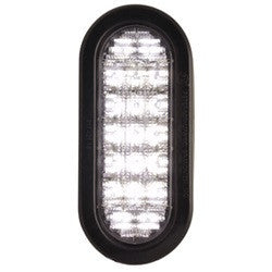 Light - Oval LED 4400 Series Warning Lights - Clear