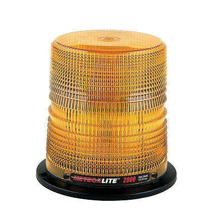 Strobe - Beacon Amber 12-24V High Profile - SY22020H-A