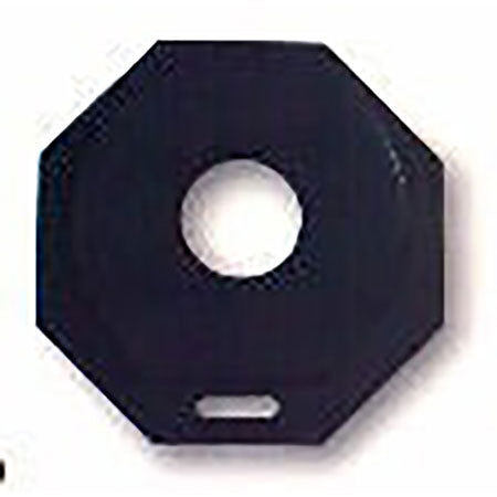 Base - 40lb Recycled Rubber Round