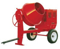 Mixer -  Towable Concrete Mixer - Steel Drum Honda GX-240