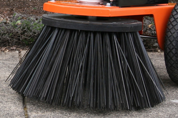 Broom - Broom Head for Rotary