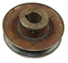 "Pulley - 3.25"" OD X 3/4"" for Grazor"