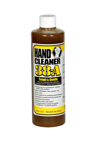 Hand Cleaner 38A - Pint