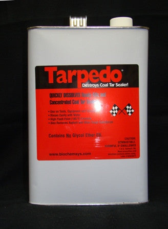 Tarpedo -Gallon