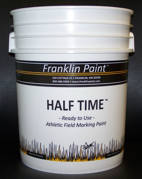 Paint - White Half Time Athletic
