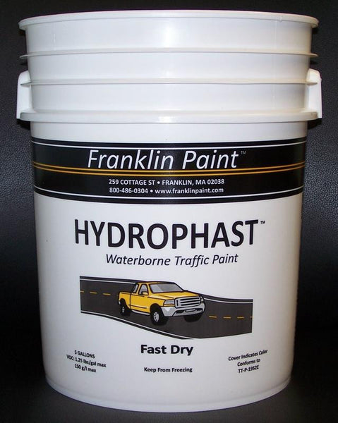 Paint Yellow XSR WB cold Pail