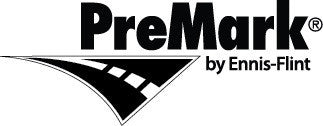 PreMark - Linear Pavement Markings 125 Mil - Arrow Turn Standard Right (2pk)