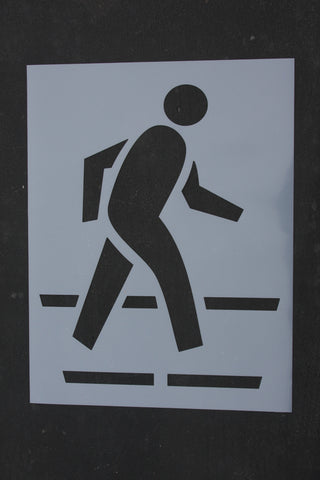 STL - PEDESTRIAN CROSSING, M