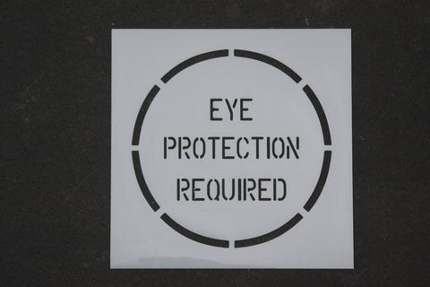 Stencil - IND EYE PROTECTION