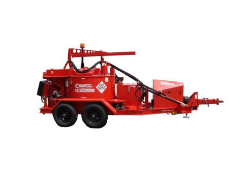 E-Z Series II 1000 with Electric Hose Melter