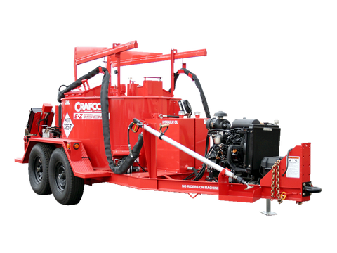 E-Z Series II 1500 Double Pumper Melter