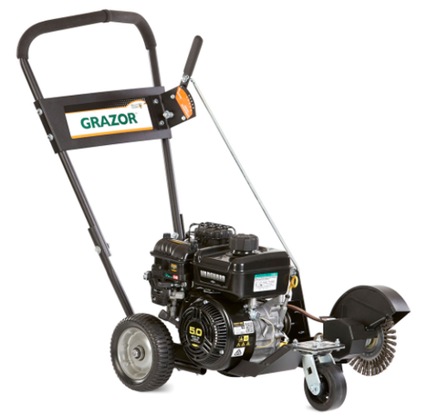 Grazor for Pavement Surface Prep