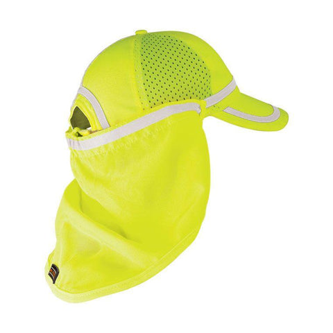 Sunshield - Baseball Cap - LIME