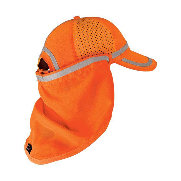 Sunshield - Baseball Cap - ORANGE