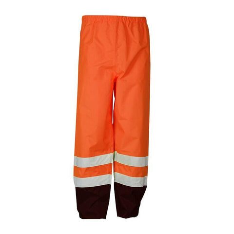 Pant - Storm Cover Rainwear - ORANGE