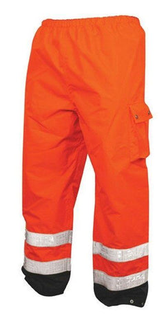 Pant - Black Series Rainwear ORANGE