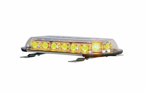 Light - Luminator LED Mini Bar Permanent Mount Amber