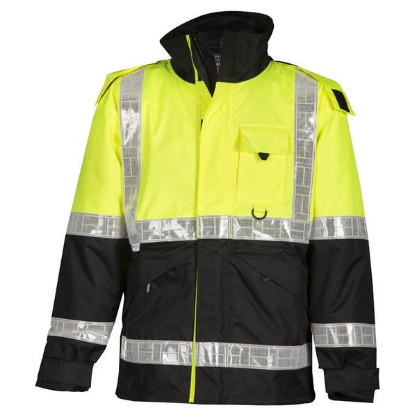 360 Pro Series Parka LIME