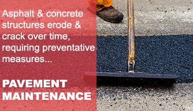 Pavement Maintenance & Preservation