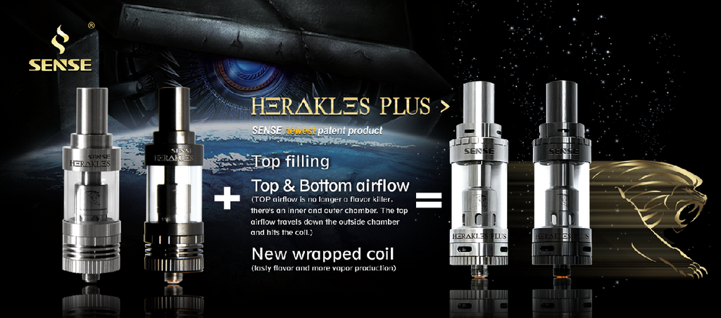 Herakles Plus By Sense Review