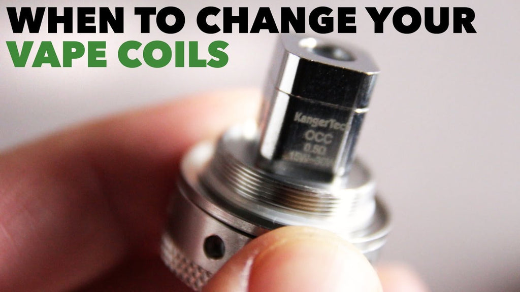 When to Change your Vape Coils