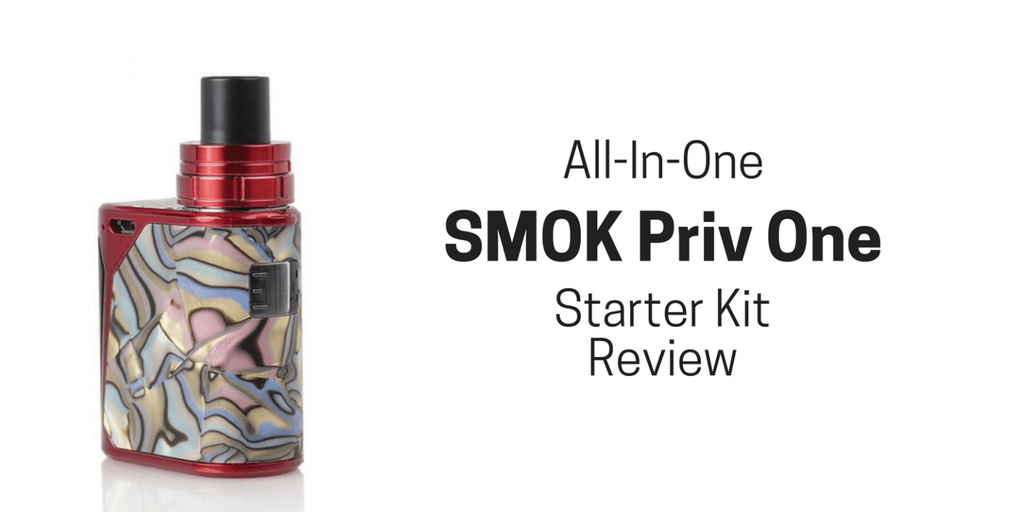 Detailed SMOK Priv One Review - Specs & Vape Test