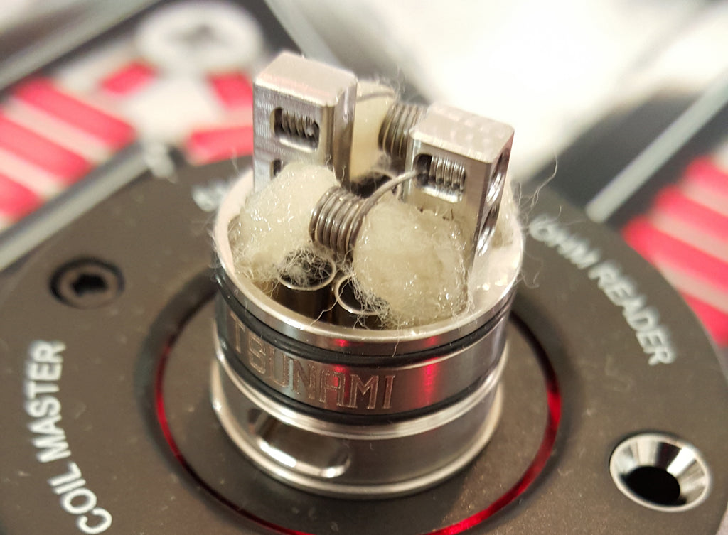 How to Build Your First Coil in Your First RDA