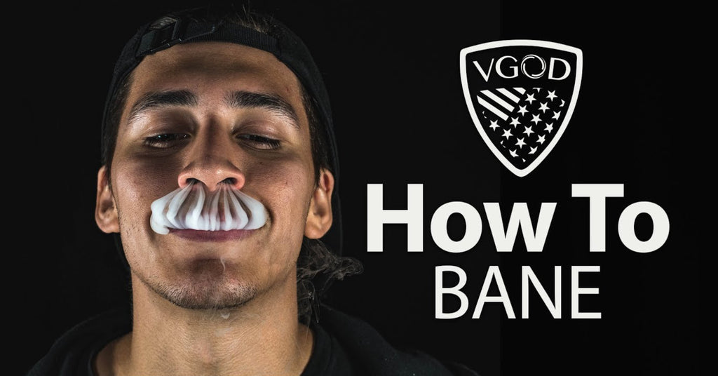 VGOD Vape Trick Tutorials: How To Bane Inhale