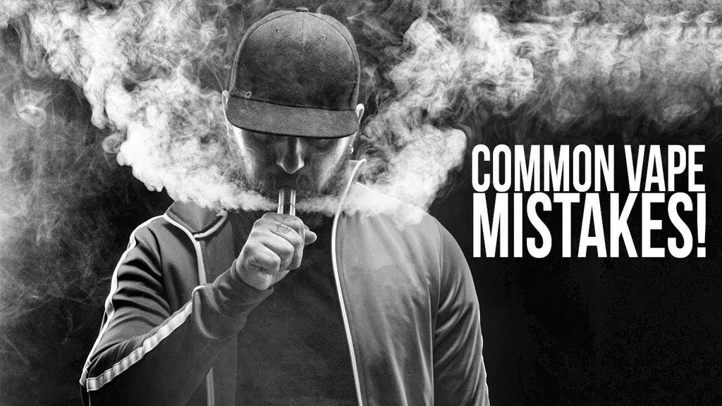 Top 5 Beginner Vape Mistakes