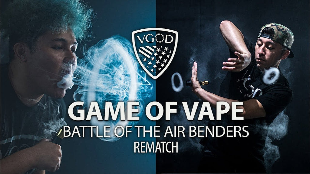 Battle Of The Air Benders REMATCH!