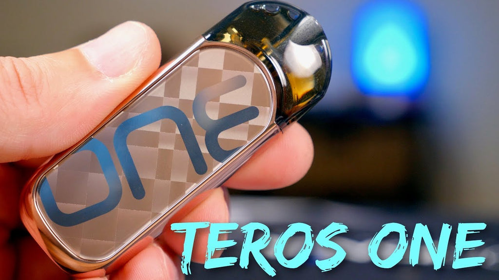 Is This Vape as Good as The Caliburn - Teros One by Joyetech