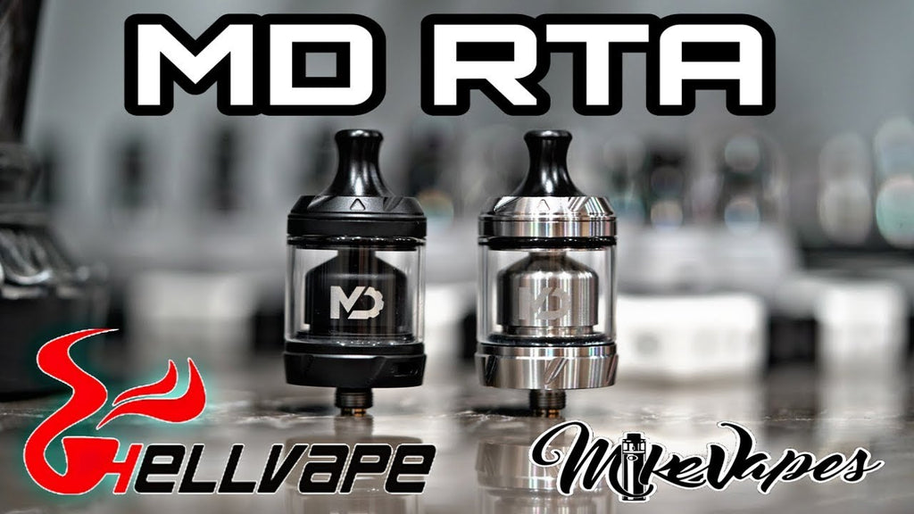 A Review of the MD RTA by HellVape