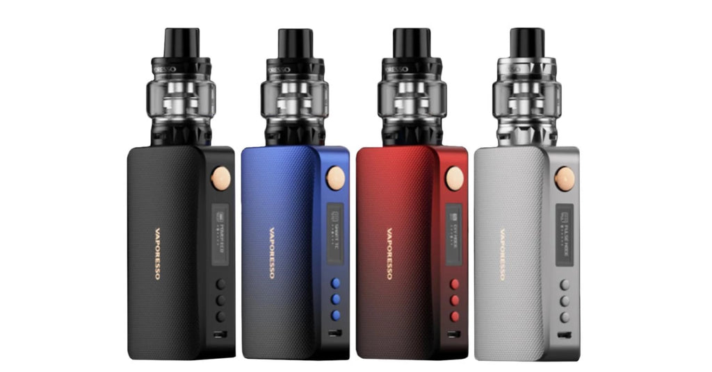 The Vaporesso Gen Kit - Made for Cloud Chasers