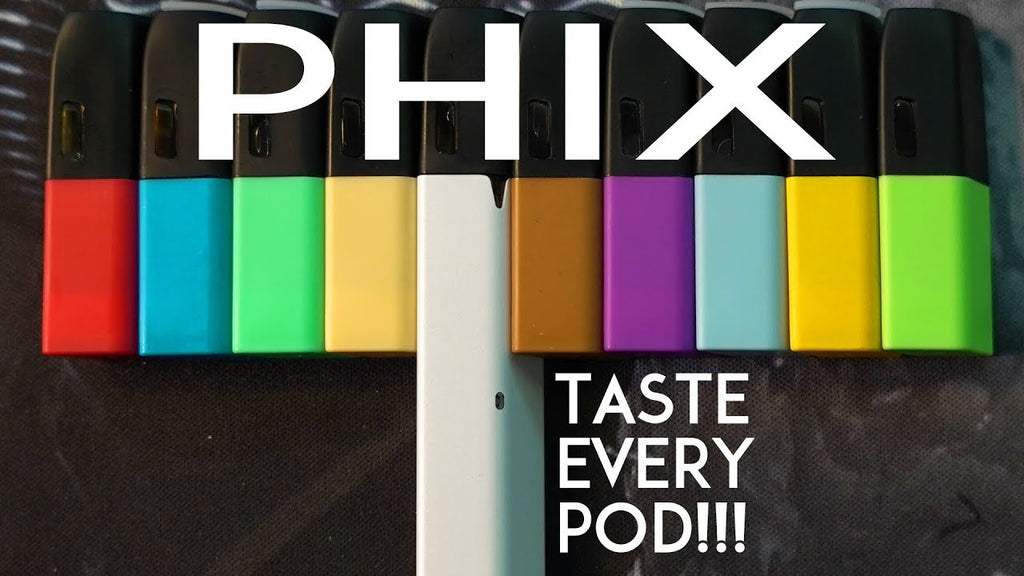 Testing out Every PHIX Pod!