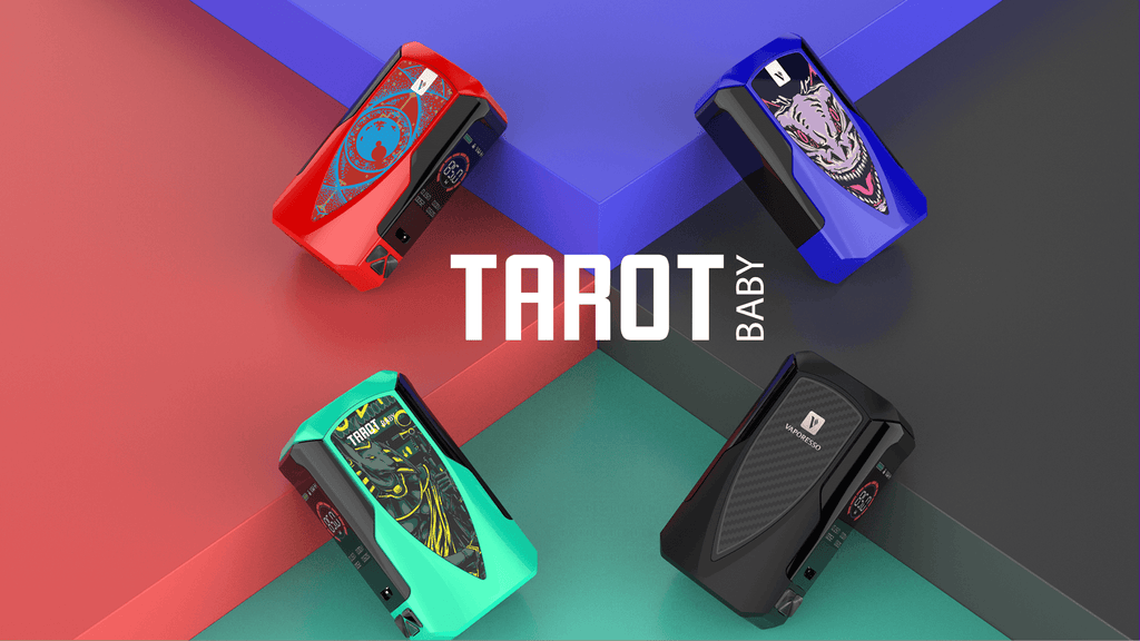 Tarot Baby Kit From Vaporesso Review