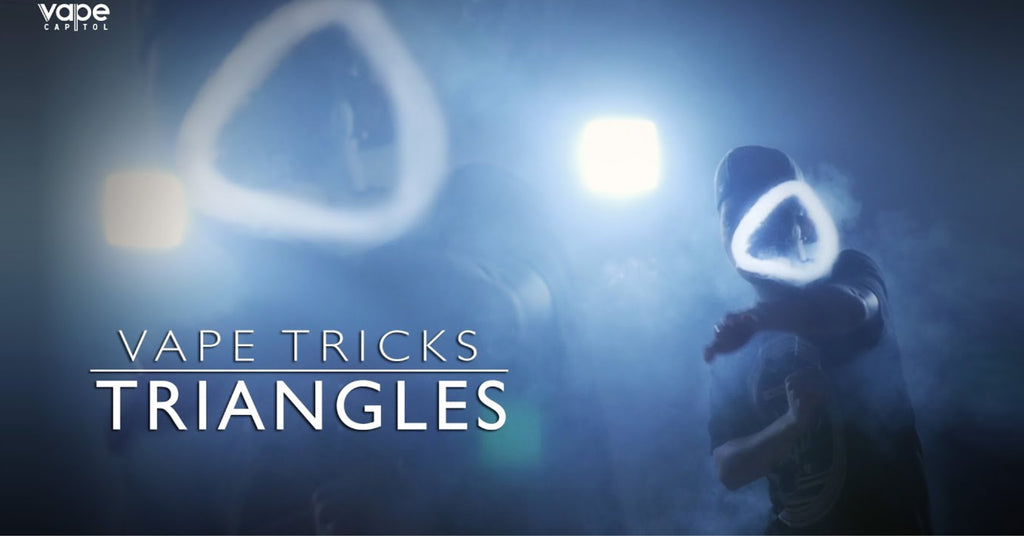 How To Do Triangles - VC Vape Tricks