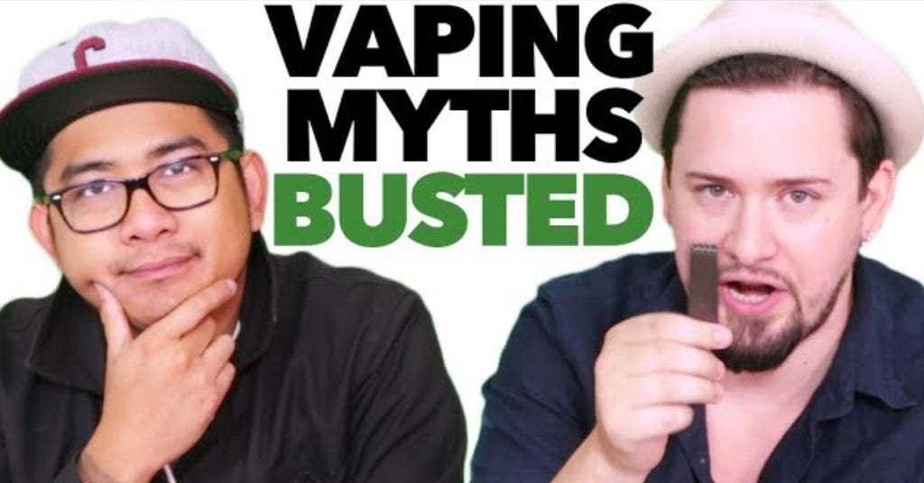 Busting Vaping Myths! - Debunking Common Vaping Misconceptions