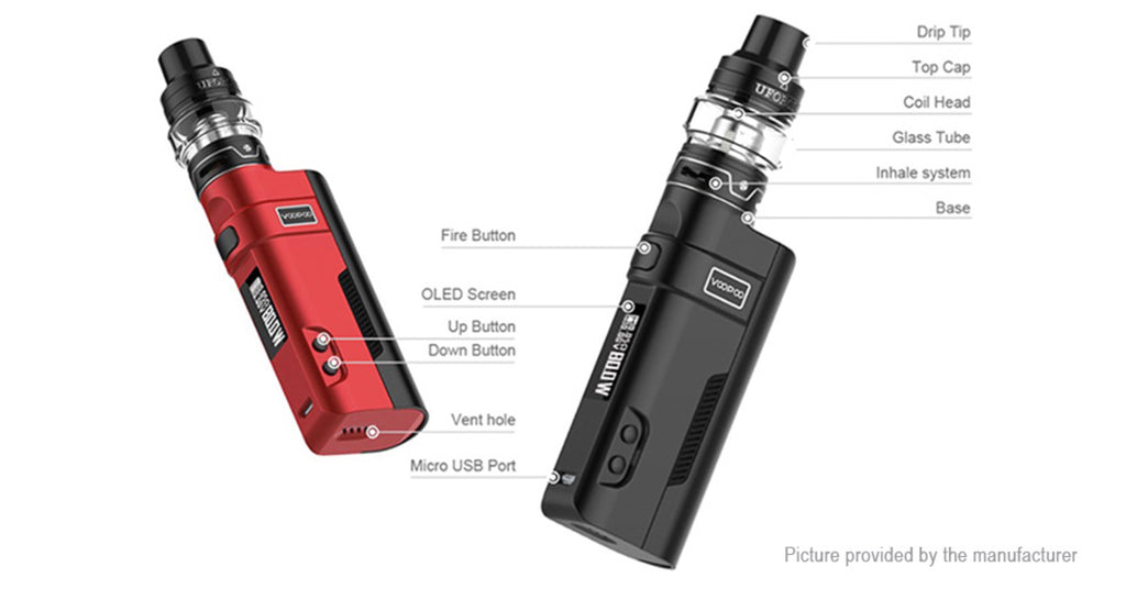 Let me teach you how to use Voopoo Rex 80W Chip (Review/Tutorial)